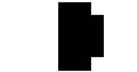 墙缝矢量图