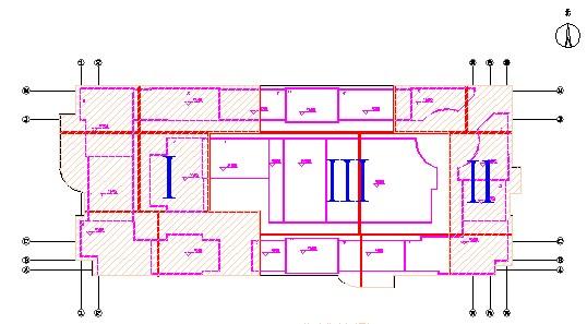 家装施工现场下设电路铺设图高清