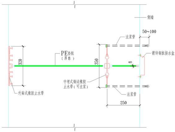 某地下混凝土结构防水施工方案|地下防水工程|郑州