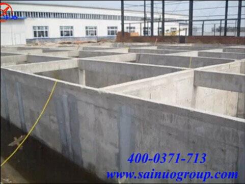 硫氢酸钠对混凝土结构建筑物腐蚀解决方案
