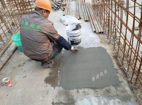 郑州屋面裂纹漏水治理成功案例