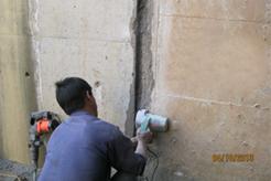 地下走廊伸缩缝漏水的治理
