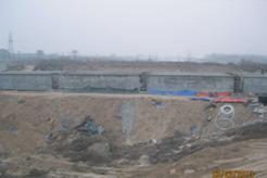 混凝土道路融雪腐蚀治理方案